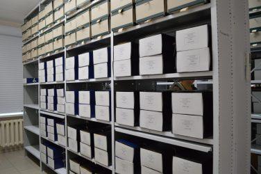 Архивация документов в бухгалтерии